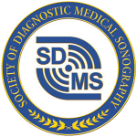 Logo for the Society of Diagnostic Medical Synography